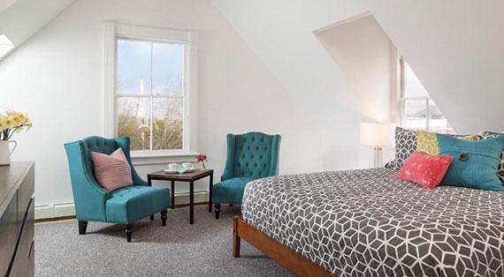 2BR Apartment Room | ADMIRAL SIMS B&B, Newport Rhode Island