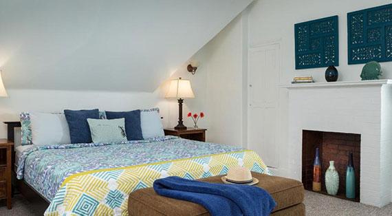 Admiral Sims' Suite Room | ADMIRAL SIMS B&B, Newport Rhode Island
